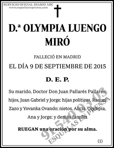 Olympia Luengo Miró